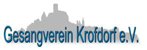 Gesangverein Krofdorf e.V.
